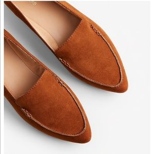 NWT Express Lennox loafers